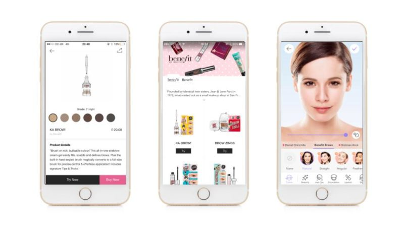Alongside virtual try-on, the app also includes a rich content area for daily beauty fixes, where you can watch tutorials, discover new bloggers, ...