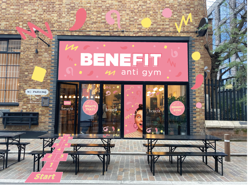 BeneFIT Anti Gym
