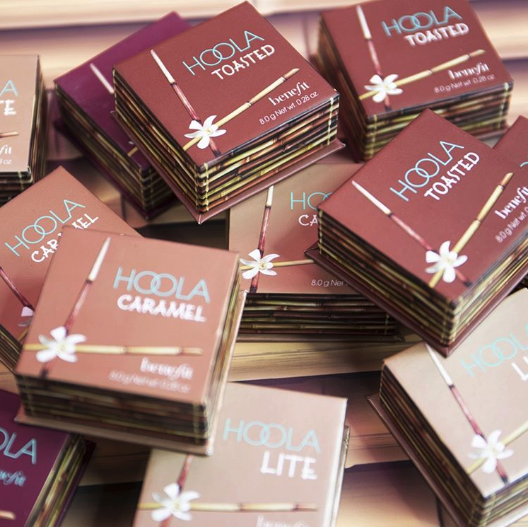 New Benefit Hoola Bronzer Shades