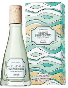 Benefit Cosmetics Triple Performing Face Emulsion