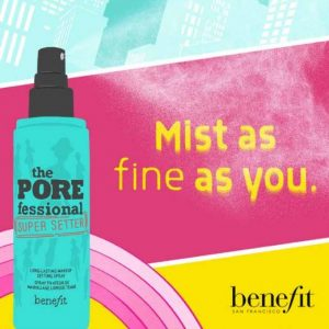 Benefit Cosmetics BRAND NEW POREfessional Super Setter