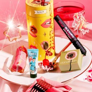 Benefit cosmetics Life is a pretty party Christmas kit