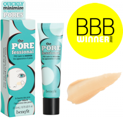 Benefit POREfessional Award