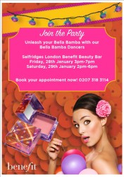 Posters for Bella Bamba - Selfridges1-re-size2
