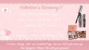Irish Benebabes win some gorgeous valentine's goodies