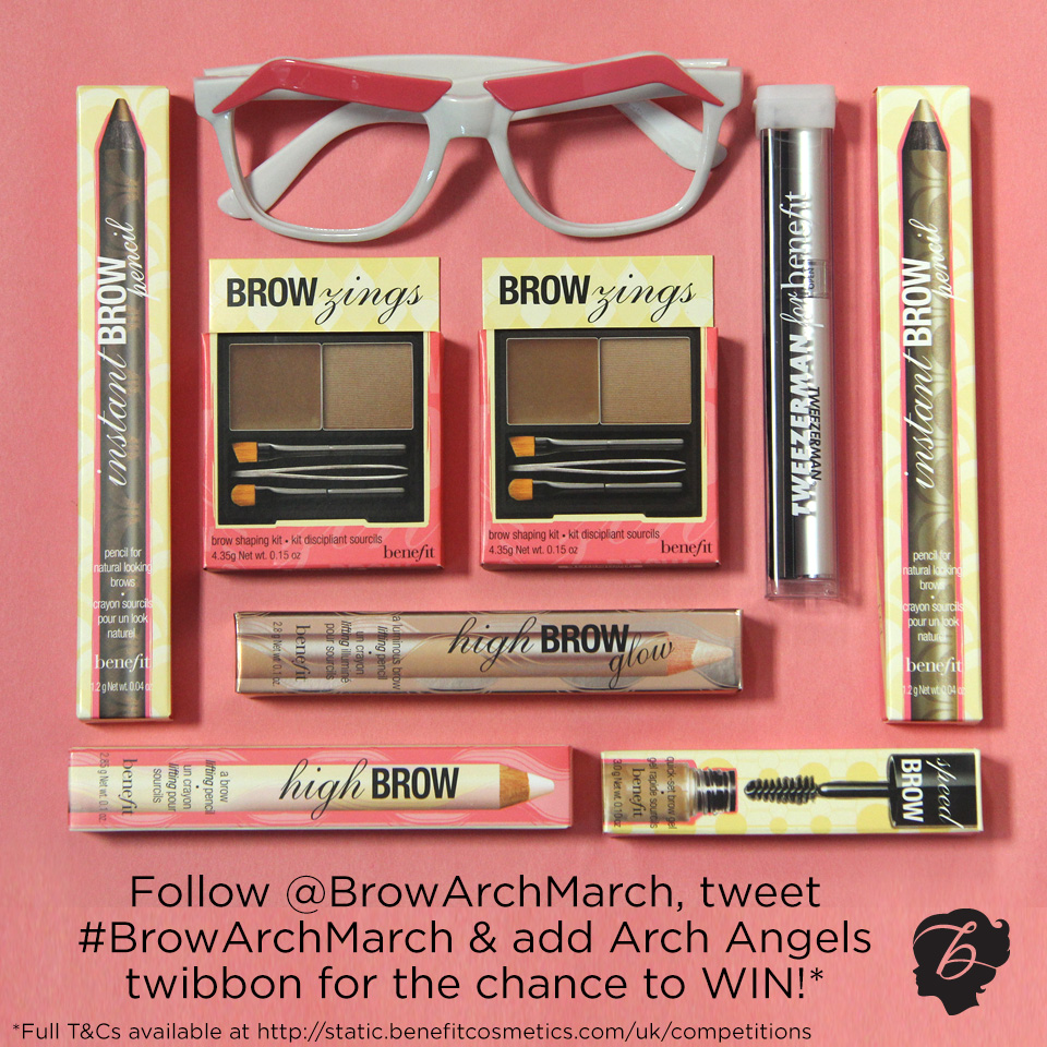 Enter for a chance to win our beautiful brow pack!