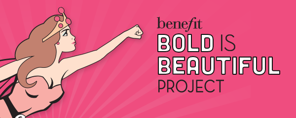 Benefit Cosmetics Bold is Beautiful