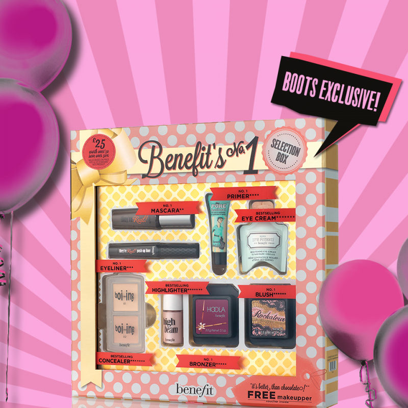FAQ: Boots Best of Benefit
