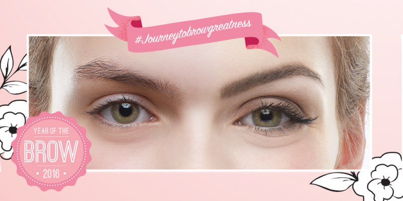 Join Benefit and Debenhams on our #journeytobrowgreatness