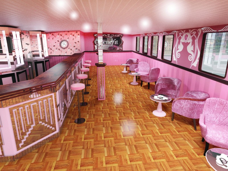 The Pinkton Parlour