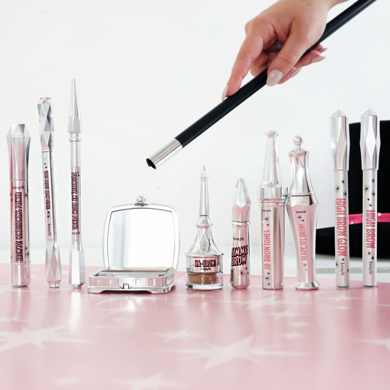 The Benefit Brow Collection