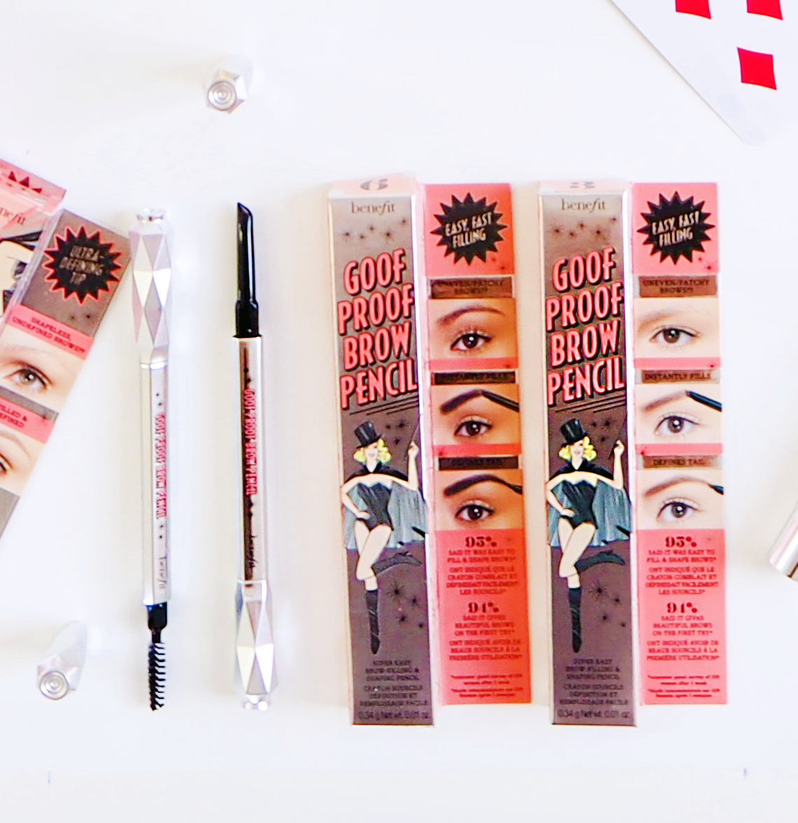 INTRODUCING… The NEW Benefit Brow Collection | Benefit Cosmetics