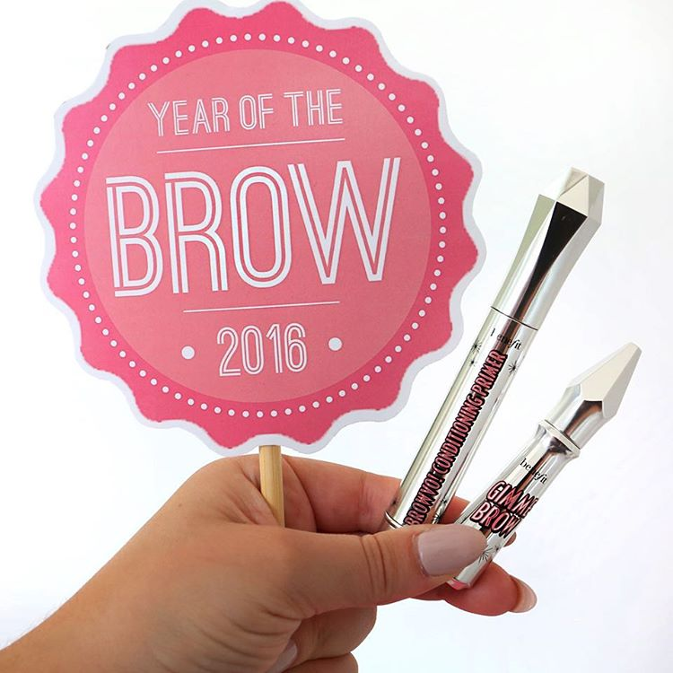 Year of the brow