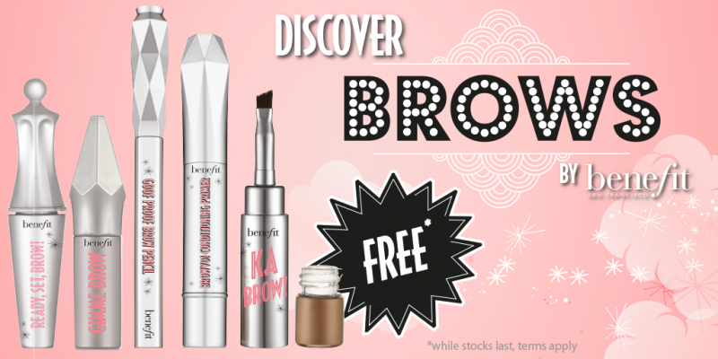 Discover brows